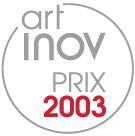 Logo Art Inov 2003