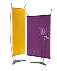 stand portable Cigogne Display