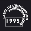 Logo label de l'Innovation muséographique